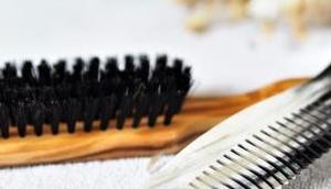 Brosses naturelles, laquelle choisir pour cheveux gras