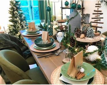 Tendances et idées déco de Noël 2018 : table, sapin et salon