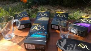 L'or espresso se met aux capsules alu