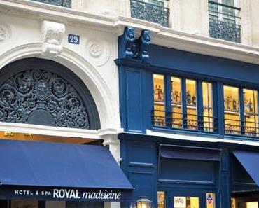 Royal Madeleine Paris, l'hôtel de charme par excellence