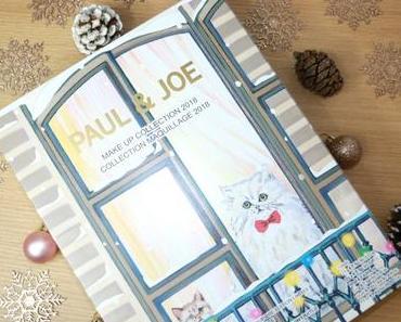 Je vous dévoile le contenu du Calendrier de l'Avent maquillage édition 2018 de Paul & Joe !