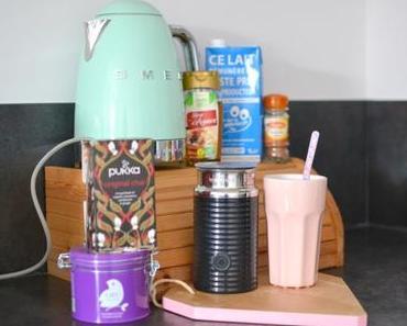 Recette : le chaï tea latte