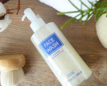 Nettoyant visage Face Wash DHC - mon test et avis !