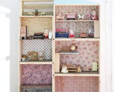 DIY : Notre Maison de poupée en bois