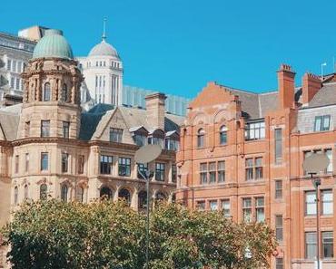 Un week-end à Manchester