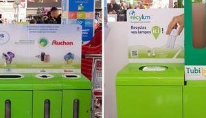 Chère planète recycle avec systèmes