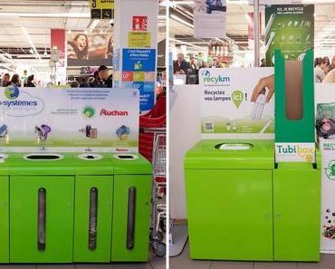 Chère planète : je recycle avec Eco systèmes