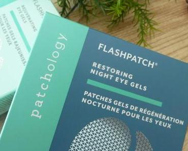 Flashpatch hydrogel yeux Patchology - bluffant  !
