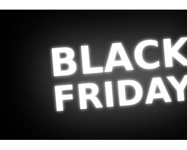 Black Friday 2018 – Mes bons plans !
