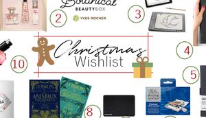 want christmas... Christmas Wishlist