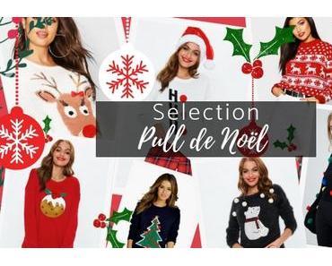 ma sélection de pull de Noël 2018 !