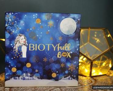La biotyfull box de décembre 2018 : La Festive !
