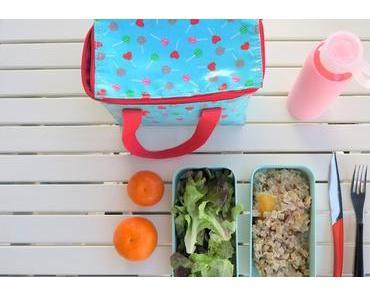 Lunch box d'hiver : la croziflette