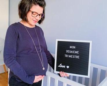 Mon deuxième trimestre de grossesse