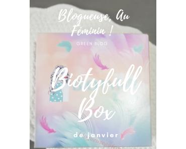 #5 Biotyfull Box de Janvier 2019