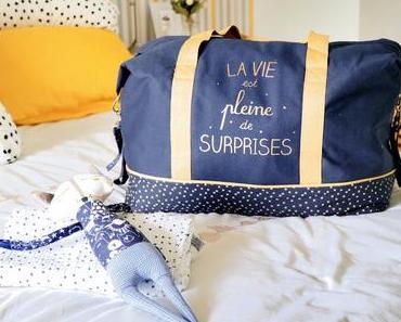 Que mettre dans sa valise de maternité ?