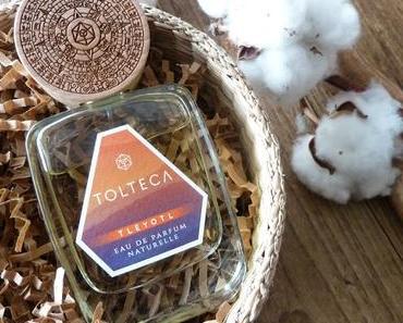 Tleyotl by Tolteca : une eau de parfum 100 % naturelle