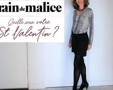 Ma Saint Valentin, avec Grain de Malice et KISS New-York