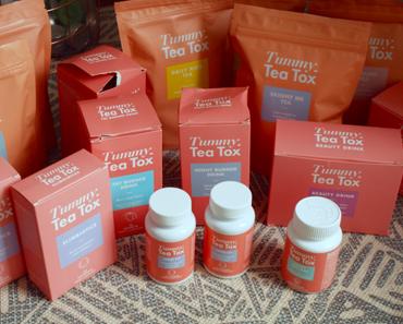 Tummy Tox, l'allié minceur et détox online (méga haul)