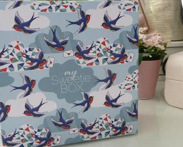 My Sweetie box de février 2019 : You make me happy