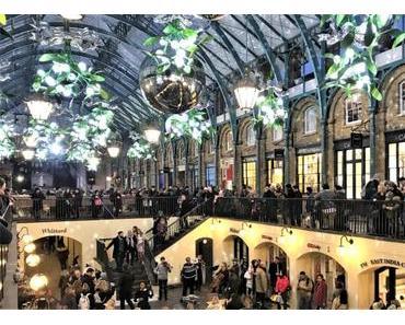 Londres à Noël, quoi faire ?