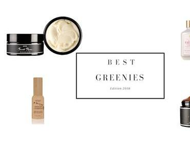 Best Greenies édition 2018