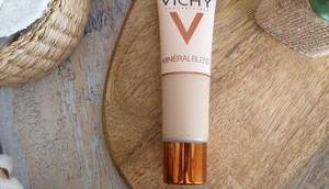 J'ai testé Fond teint Mineral Blend Vichy
