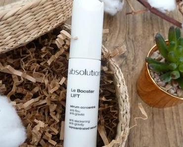 Booster Lift Absolution, sérum concentré anti-flou, anti-gravité