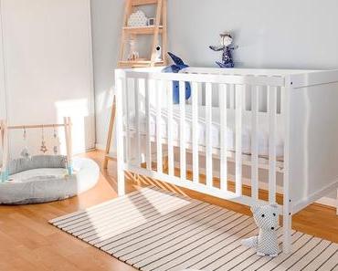 La chambre de notre bébé