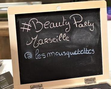 Beauty Party Marseille des Mousquetettes, édition de mars 2019