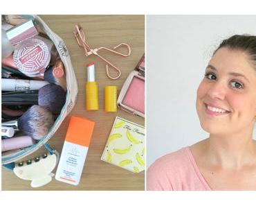 TUTORIEL | Mon maquillage quotidien (SPF + glow)