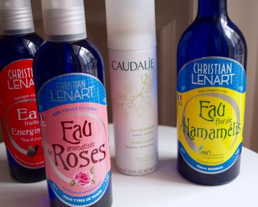 Toniques et eaux florales – petit guide d'utilisation
