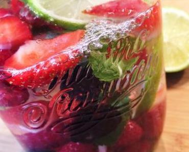DETOX WATER – Mes recettes préférées