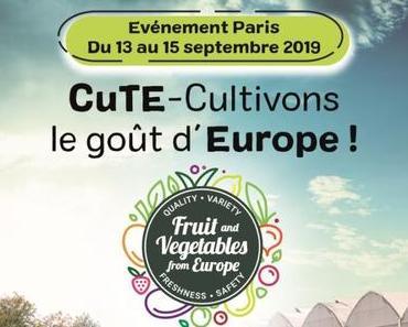 Gratuit : Eurotour – Mieux connaitre les fruits et légumes d'Europe