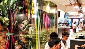 COPPER BRANCH Fast-food, vegan surtout délicieux