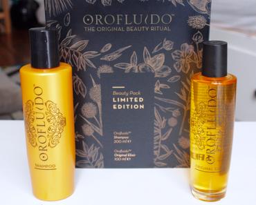 Orofluido – de l'or dans mes cheveux?