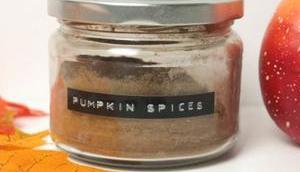 mélange d'épices Pumpkin Spice fait maison