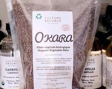 Savon exfoliant à l'Okara de tournesol biologique