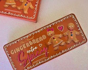 Avec la Gingerbread Extra Spicy de Too Faced, ça sent déjà Noël !