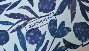 Aimer folie Birchbox Beauté Givrée