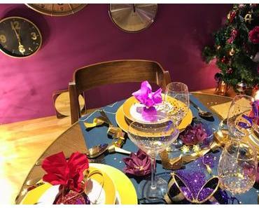 Noël 2019 – Comment décorer ma table ?