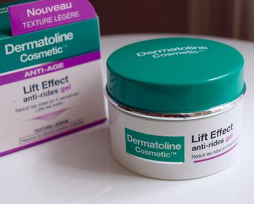 Dermatoline – mon avis sur mon premier « anti-rides »