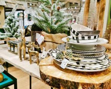 Shopping et wishlist de Noël à Westfield Parly 2