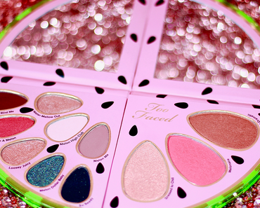 La palette Watermelon Slice de Too Faced !