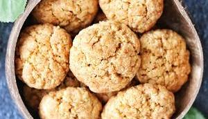 Petits biscuits pistache