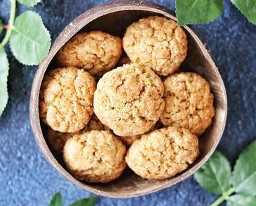 Petits biscuits à la pistache