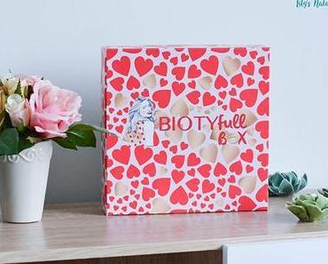 La Biotyfull Box du Love