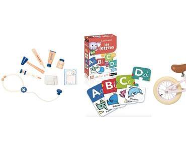 9 idées cadeaux pour un enfant de 3 ans