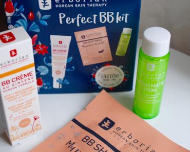 Perfect BB Kit de chez Erborian, ou la quête de la peau parfaite