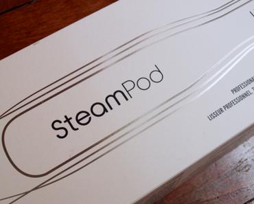 Steampod 3 de chez l'Oréal – la révélation du lissage à la maison